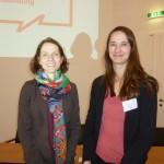 Dr. Wibke Riemann und Caroline Euringer